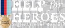 Help 4 Heroes Logo